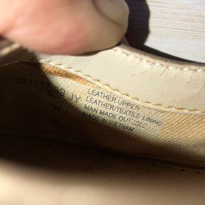 Vagabond Shoes - Vagabond Ankle Strap Wedge Leather Heel Shoes 39